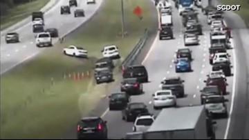Columbia Traffic   wltx com