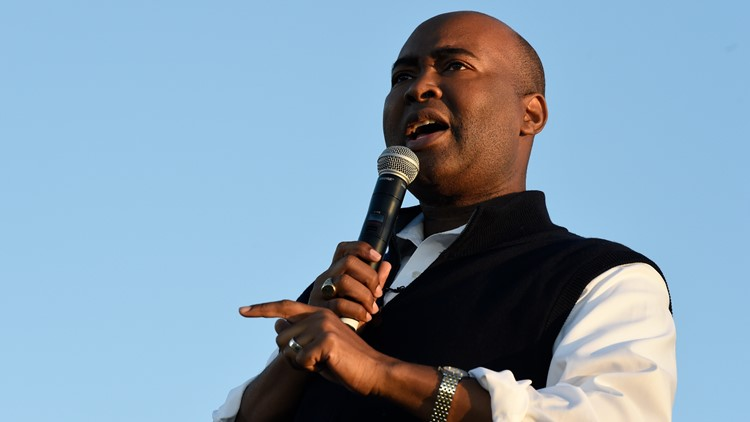 A seat at the table with Democratic National Committee Chair Jaime Harrison