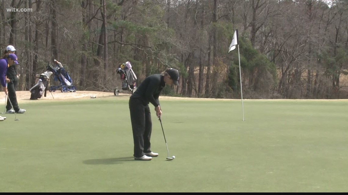 South Carolina women's golf team hosts its Gamecock Intercollegiate