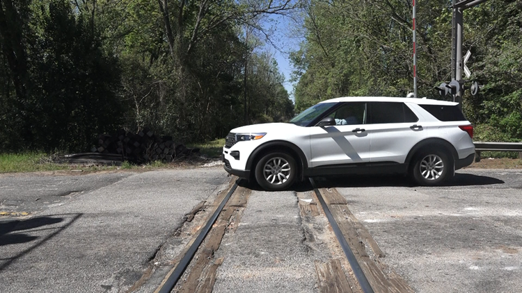 Damaged Orangeburg County railroad crossing set to finally be fixed