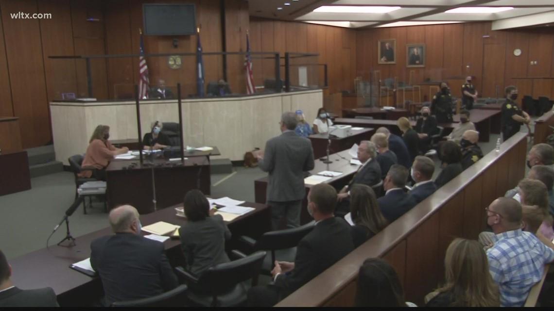 Judge orders Murdaugh for psychiatric evaluation