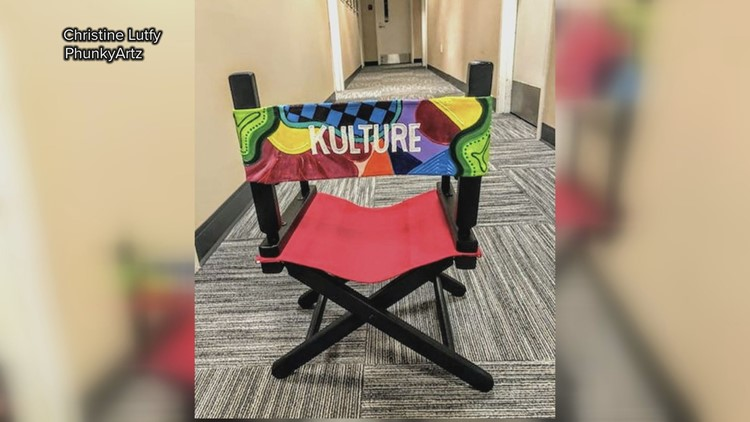 Kulture Director Chair