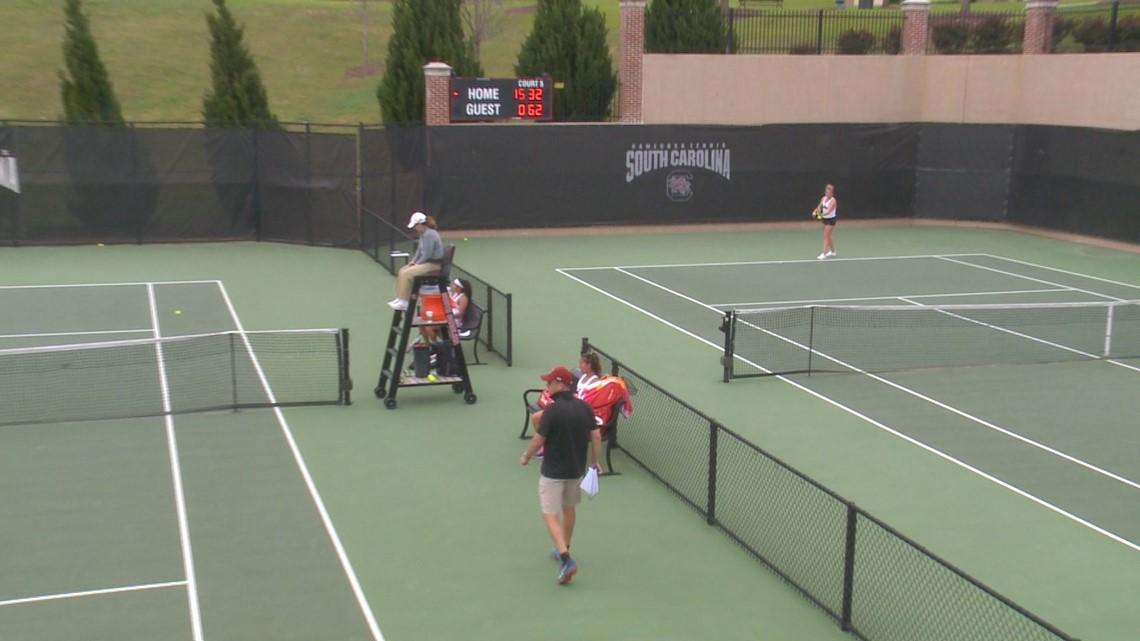 Seventh-ranked USC women's tennis team defeats #16 Tennessee 4-1