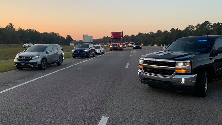 Pedestrian killed on I-26 in Lexington County, SCHP says