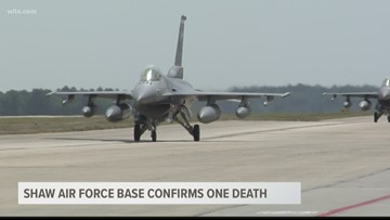 4th Shaw Air Force Base airman dies this year