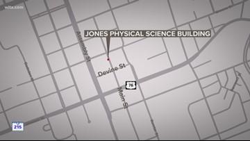 USC police looking for man entering women's bathroom