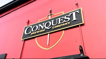Conquest Brewing shutting off the tap