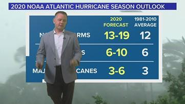 Busy Atlantic hurricane season predicted