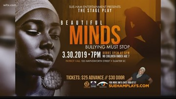 Stage play looks to combat bullying