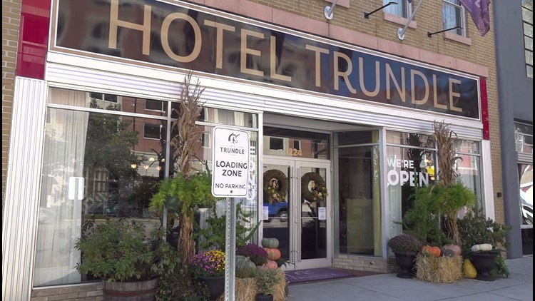 Historic Columbia hotel gets national recognition from USA TODAY