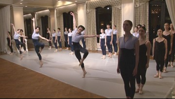 Ballet gala aims to expose more children to the arts