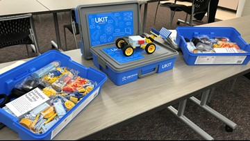Richland Two school wins nationwide grant to bring robotics to the classroom