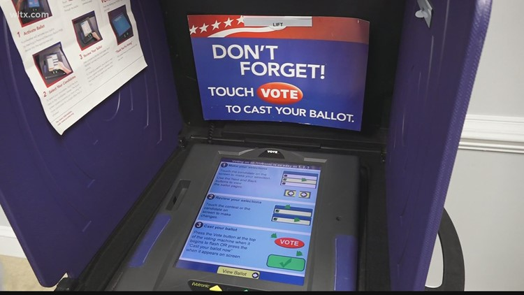 Plan to vote on Nov. 2? Make sure you're registered by Oct. 3