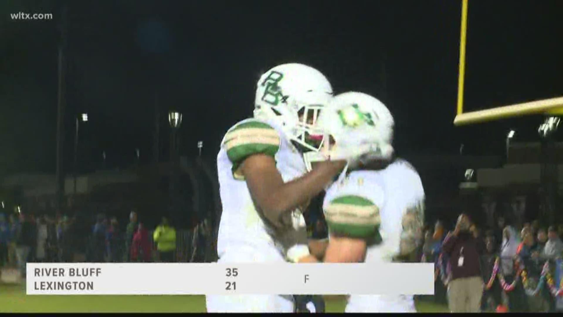 Thursday night high school football scores and highlights ...