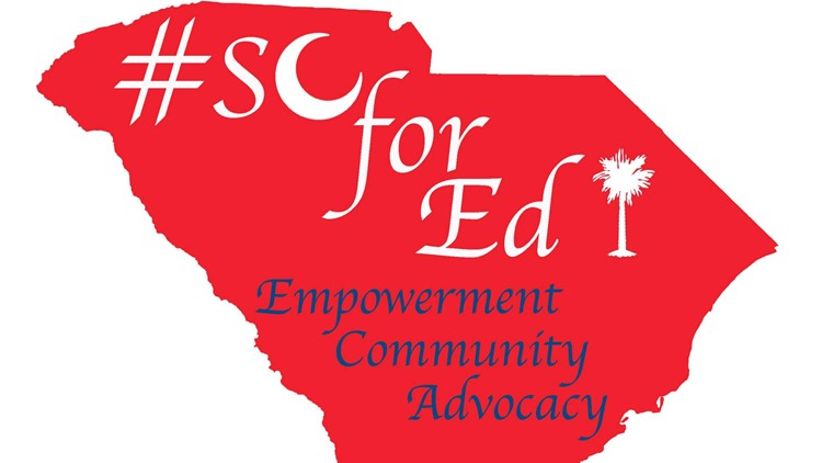 SC for Ed's Monday protest in Columbia canceled, citing violent threats and harassment