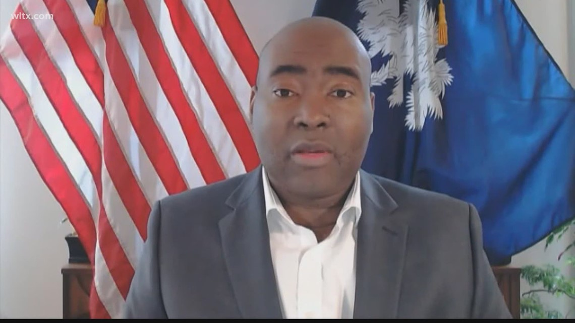 A Seat at the Table: Democratic National Committee Chair Jaime Harrison
