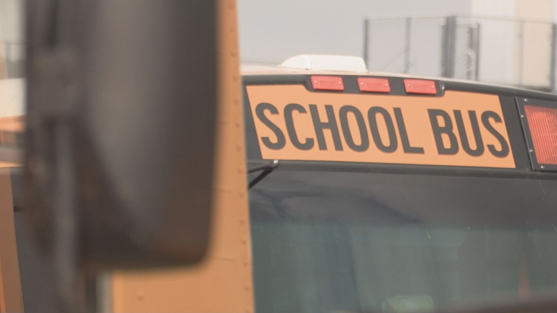 What are the next steps for Orangeburg county school bus drivers?