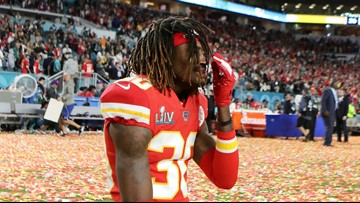 S.C. native Alex Brown wins Super Bowl with the Kansas City Chiefs