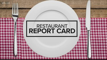 Restaurant Report Card: March 5, 2020