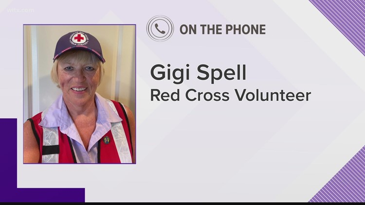 SC Red Cross helping with Hurricane Ida recovery