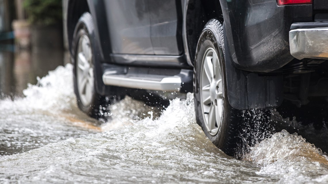 Columbia sends out list of flood-prone streets and intersections