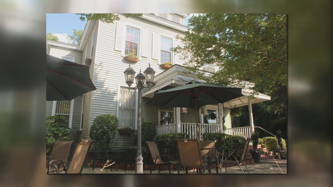 Local bed and breakfast staying hopeful as they battle coronavirus cancelations