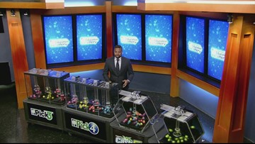 Evening Lottery Results May 21, 2019