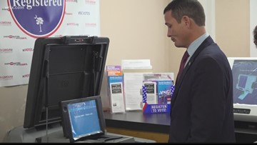 Sumter County rolls out new voting machines