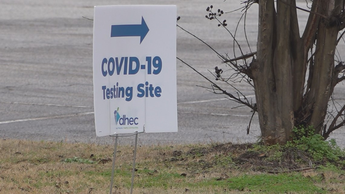 Free COVID-19 testing, vaccination sites in the Midlands April 19-25