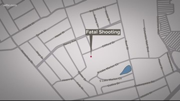 Man identified in fatal early morning shooting in Columbia