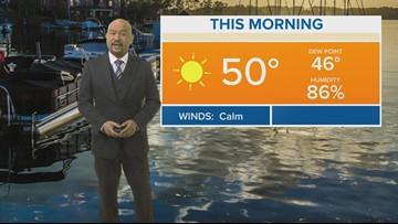 Efren Afante's Tuesday Forecast - April 23, 2019