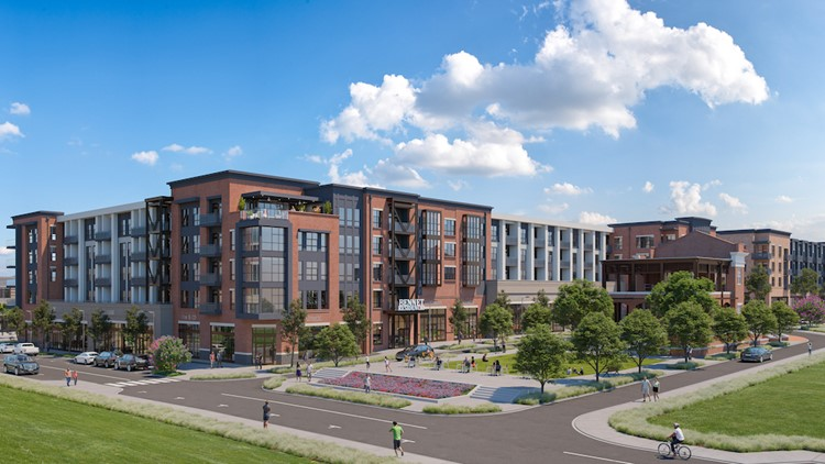 Large upscale apartment complex coming to Bull Street in 2023, officials say