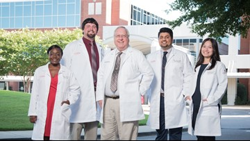 Prisma Health's new residency program brings more medical professionals to Sumter