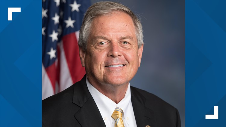 SC Rep. Ralph Norman tests positive for COVID, was fully vaccinated