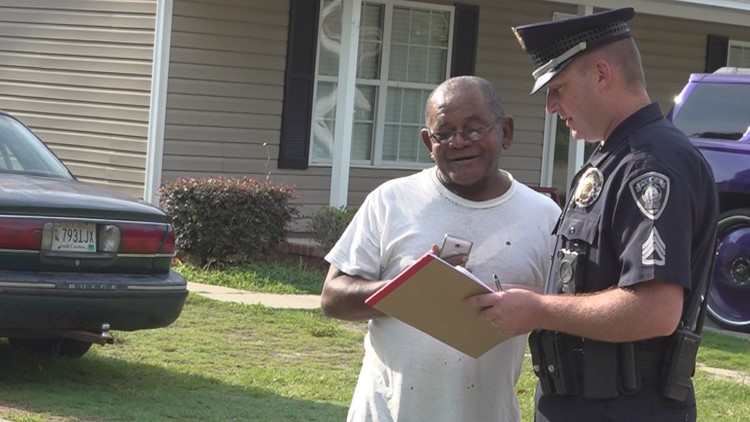 Sumter Police visit hundreds in community policing effort