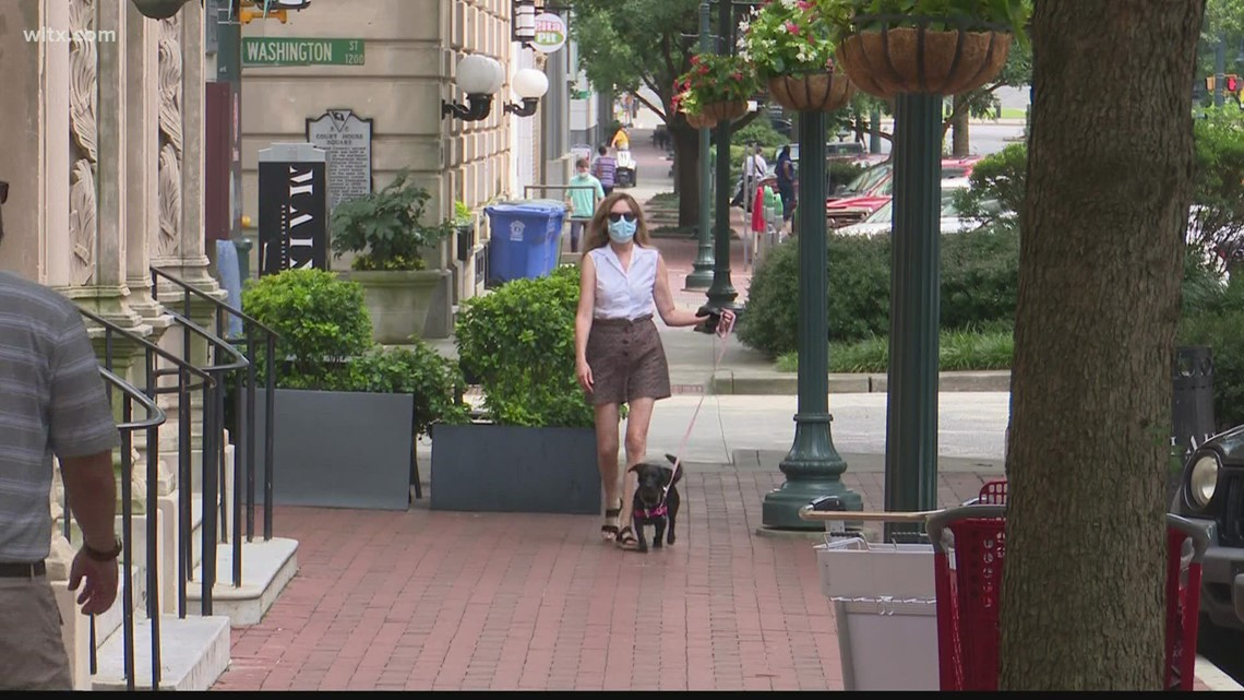 Richland County Council passes face mask mandate