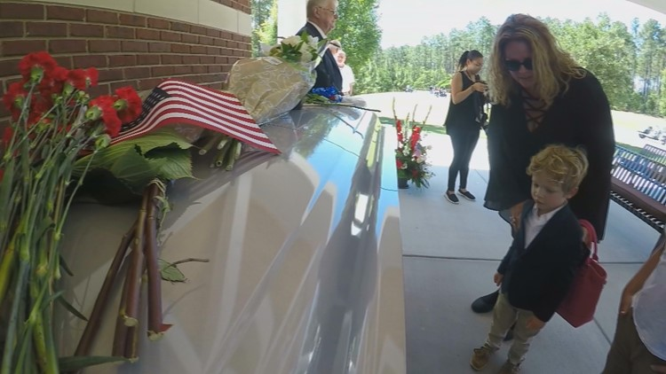 'They all deserve honor and respect:' Unclaimed Columbia veteran honored