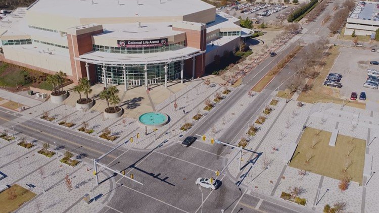 Where to park for March Madness