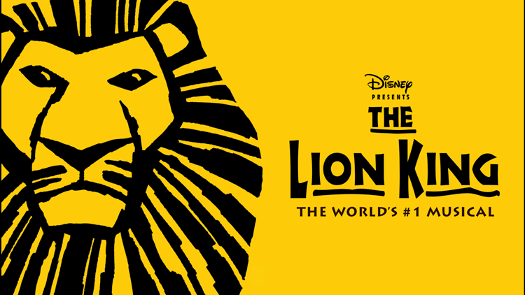 'The Lion King' coming to Columbia