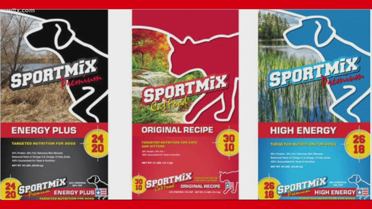 Recall on Sportmix pet food suspected in 100 deaths expanded