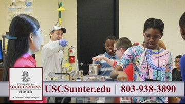 USC Sumter holding Summer Scholars Series
