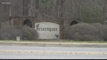 Does the Friarsgate neighborhood sign need an update