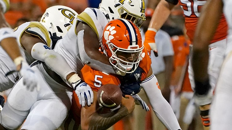 Clemson offense is in search of explosive plays