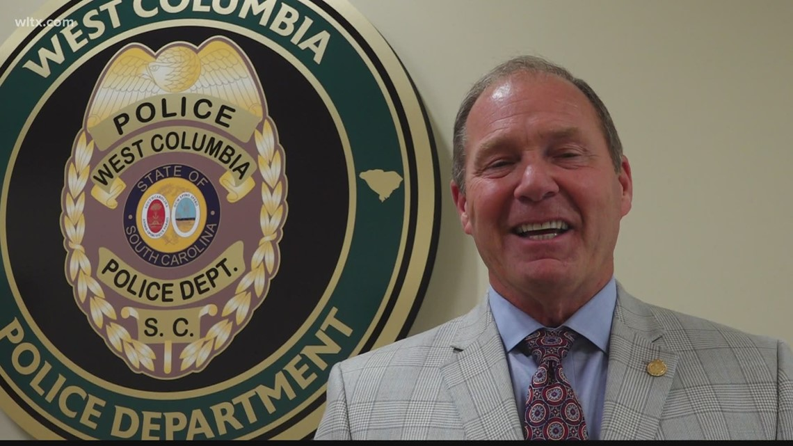 West Columbia police chief retires after 27 years