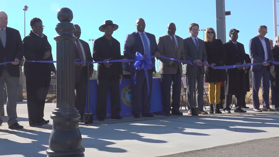 New recreational park officially opens in Orangeburg