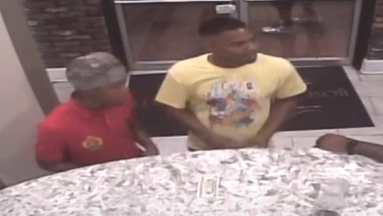 Richland County Sheriff seeks identity of two men in connection to murder investigation