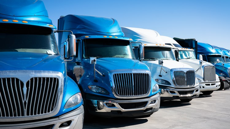 South Carolina launches new program using truckers to stop human trafficking
