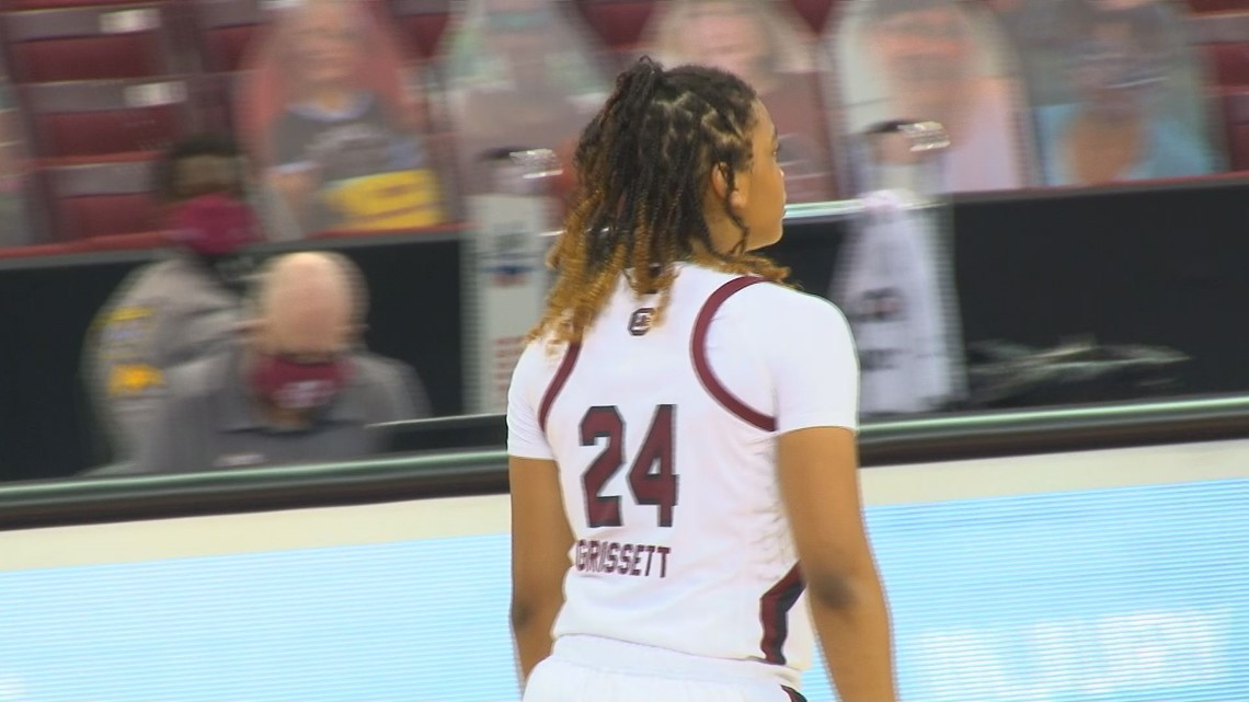 LeLe Grissett will be back at Carolina next season