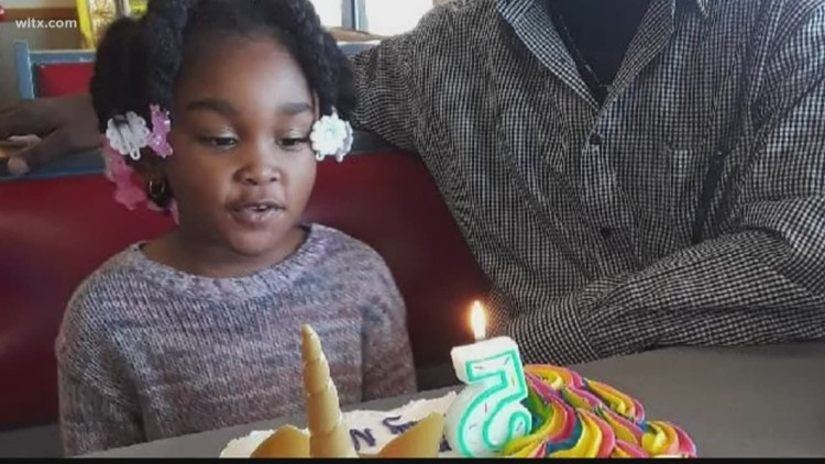 Search for 5-year-old Nevaeh Adams