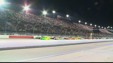 Governor says other sports showing interest in S.C. as NASCAR prepares first race